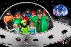Perchten Show_UFO