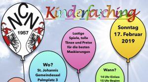 Kinderfasching (St. Johannis)